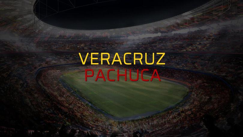 Veracruz: 2 - Pachuca: 3