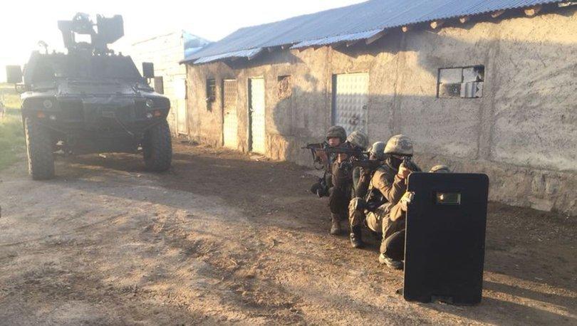 Van'da 6 terör şüphelisi gözaltına alındı