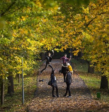 İstanbulluların özellikle hafta sonu akın ettiği Atatürk Arboretumu, giriş ücretiyle dikkat çekiyor. 2017