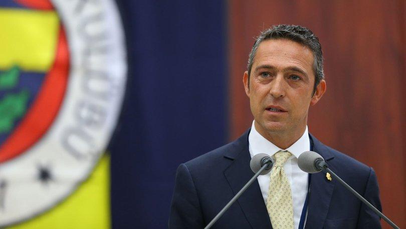 Son dakika: Fenerbahçe Başkanı Ali Koç Yüksek Divan Kurulu Toplantısında açıklamalar yaptı