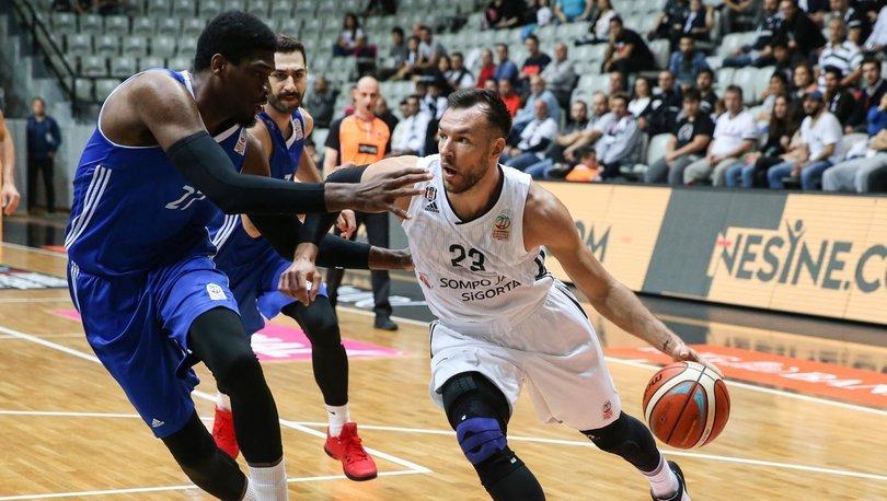 Beşiktaş Sompo Japan: 87 - İstanbul Büyükşehir Belediyespor: 83 | MAÇ SONUCU