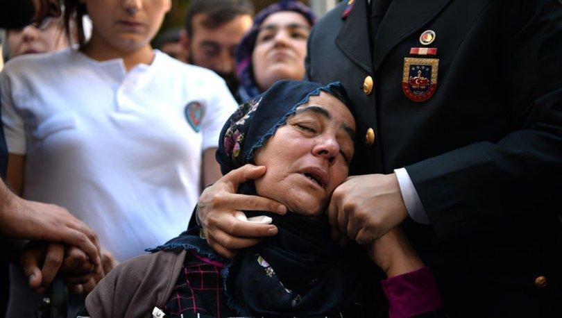 Tunceli şehitleri Mersin'de törenle uğurlandı