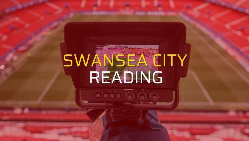 Swansea City: 2 - Reading: 0