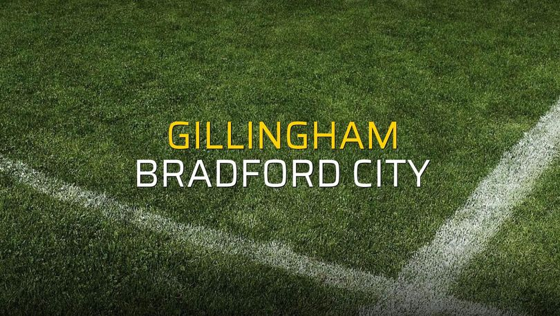 Gillingham: 4 - Bradford City: 0
