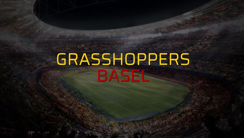Grasshoppers: 1 - Basel: 3