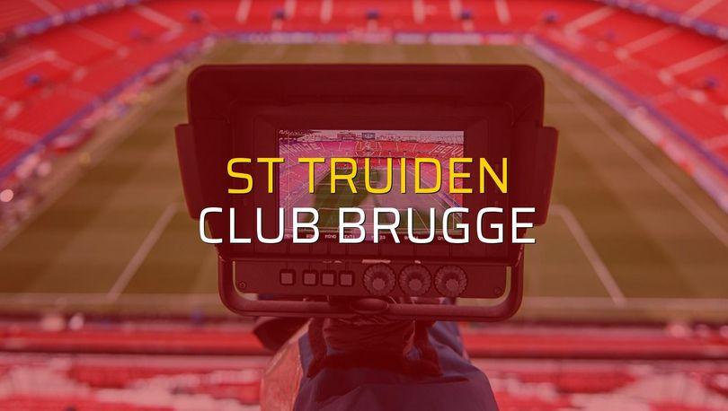 St Truiden: 2 - Club Brugge: 2