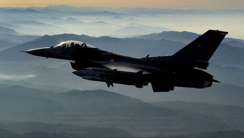 Son dakika: Kuzey Irak'ta 4 terörist öldürüldü