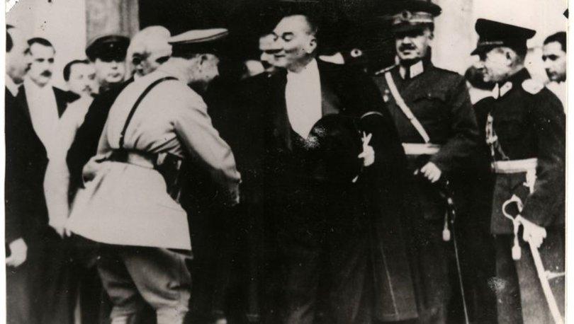 Genelkurmay arşivlerinden az bilinen Cumhuriyet fotoğrafları...