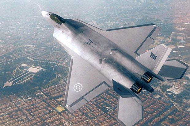 Türkiye-İngiltere arasında savunma işbirliği! TF-X Projesi...