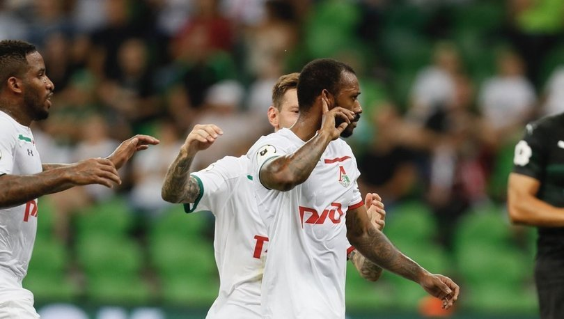 Galatasaray'ın rakibi Lokomotiv Moskova rahat kazandı!
