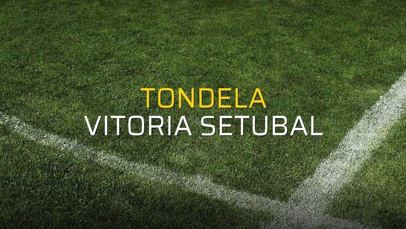 Tondela: 0 - Vitoria Setubal: 1