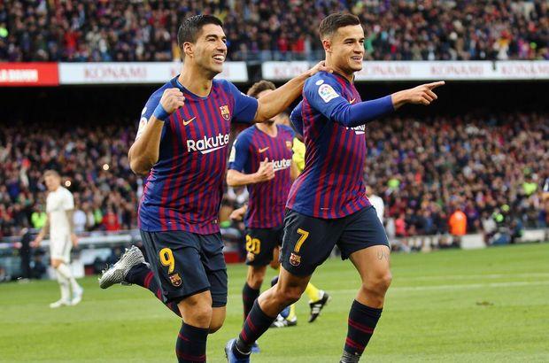 El Clasico'da Barça ezdi geçti!