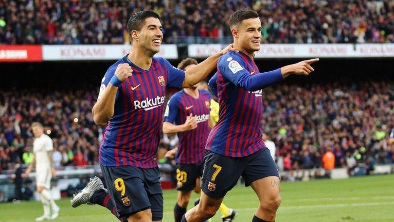 Barcelona: 5 - Real Madrid: 1 | MAÇ SONUCU