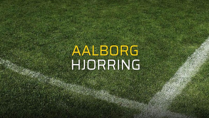 Aalborg: 0 - Hjorring: 1 (Maç sonucu)