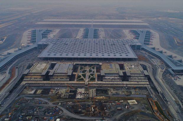 İstanbul'un yeni havalimanı