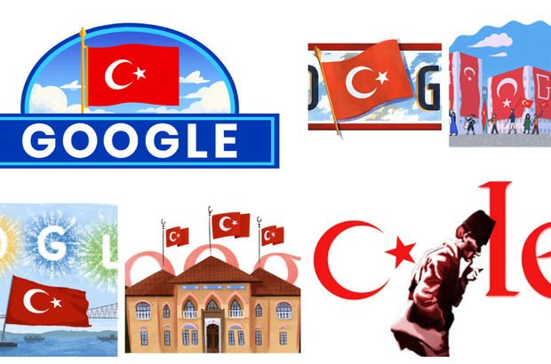 2007'den bugüne Google'ın 29 Ekim doodle'ları