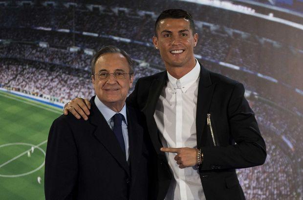 Ronaldo, Real'den ayrılık sürecini anlattı!