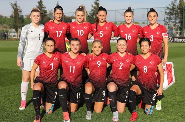 A Milli Kadın Futbol Takımı