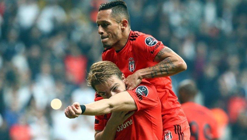 Caner Erkin 1274 gün sonra gol attı!