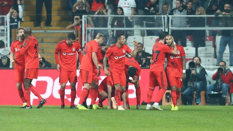 Beşiktaş: 4 - Çaykur Rizespor: 1   MAÇ SONUCU