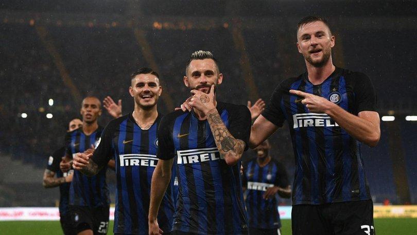 Lazio: 0 - Inter: 3   MAÇ SONUCU
