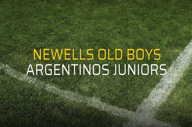 Newells Old Boys: 1 - Argentinos Juniors: 0 (Maç sona erdi)