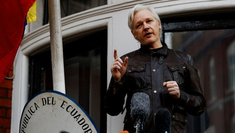 Wikileaks kurucusu: Beni ABD'ye teslim etmek istiyorlar!