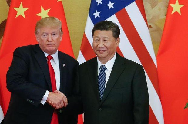 ABD, Çin'den yapılan tüm ithalata ek vergi getirebilir