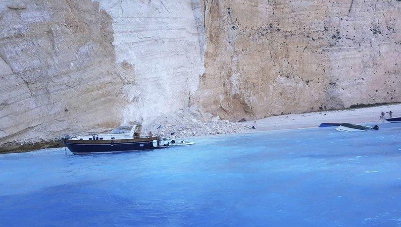 Yunanistan depremlerle sarsılıyor!
