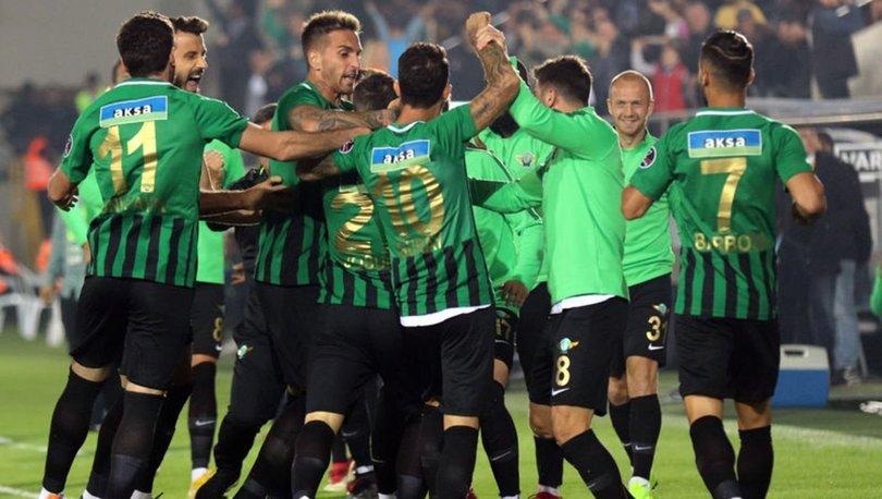 Akhisarspor 3 hafta sonra, haftayı 3 puanla tamamladı