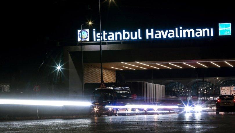 İstanbul Havalimanı'na nasıl gidilir? İşte yeni İstanbul Havalimanı'na ulaşım imkanları