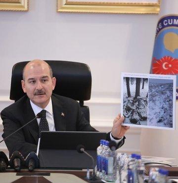 İçişleri Bakanı Süleyman Soylu, Tunceli