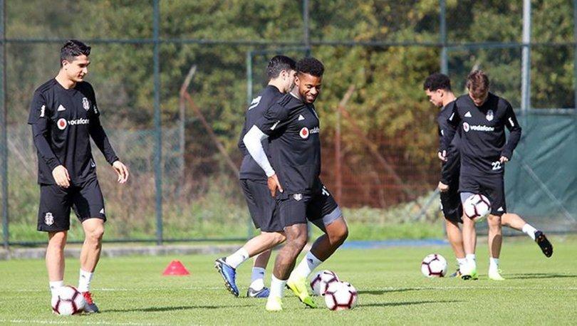 Beşiktaş'ta Medipol Başakşehir mesaisi başladı