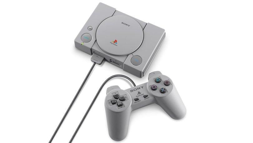 Sony PlayStation Classic oyunları açıklandı