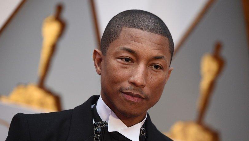 Pharrel Williams'dan Trump'a yasak!