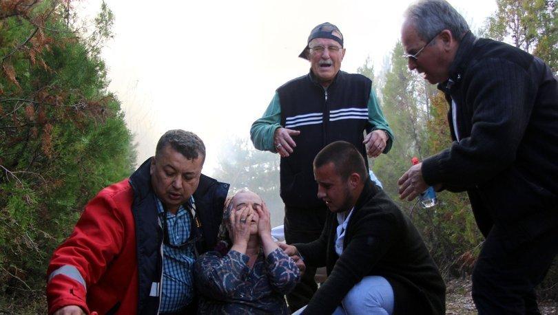 Bolu'da korkutan yangın! 2 ev kullanılmaz hale geldi