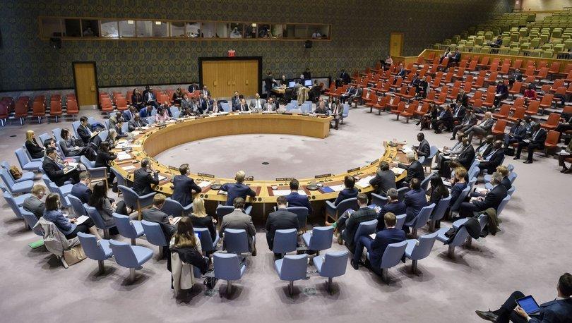 BM Güvenlik Konseyi'nde Kıbrıs oturumu!