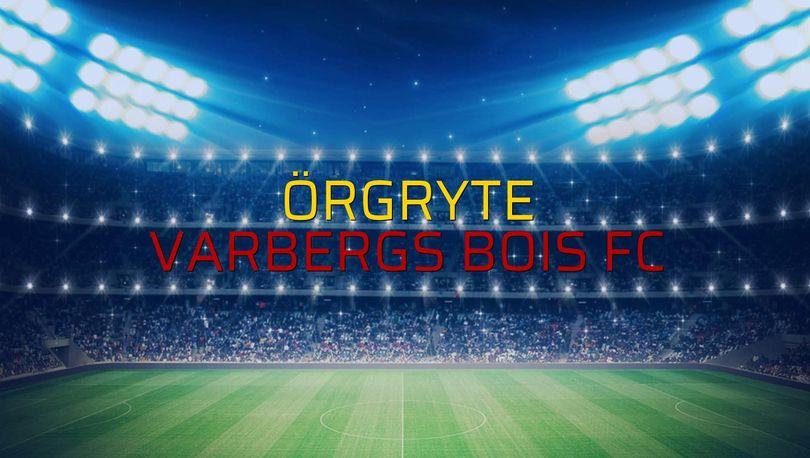 Örgryte: 5 - Varbergs BoIS FC: 2