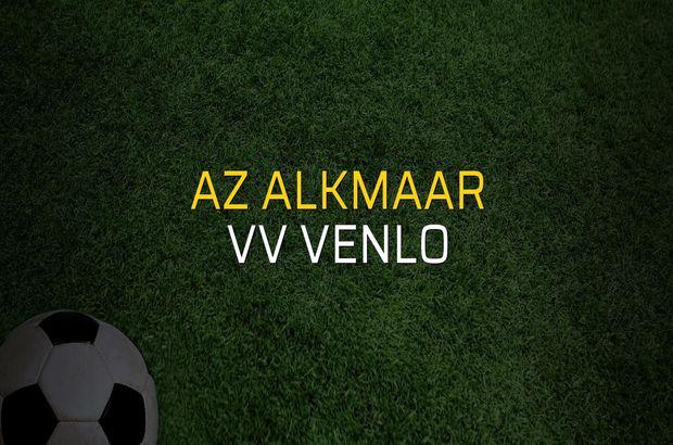 Az Alkmaar - VV Venlo düellosu