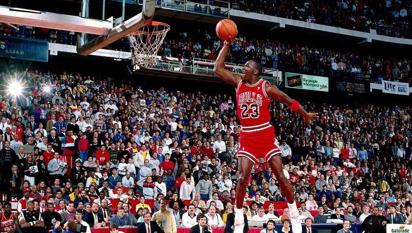 Michael Jordan aXiomatic'e yatırım yaptı
