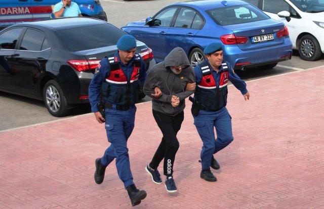 Murat Başoğlu adliyeye böyle getirildi