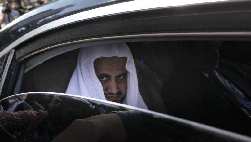 Son dakika... Suudi Başsavcıdan gece yarısı MİT ziyareti!