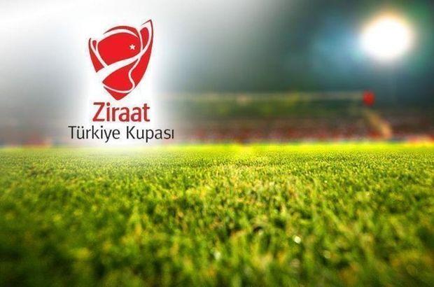 Ziraat Türkiye Kupası maçları