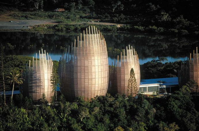 Tjibaou Kültür Merkezi