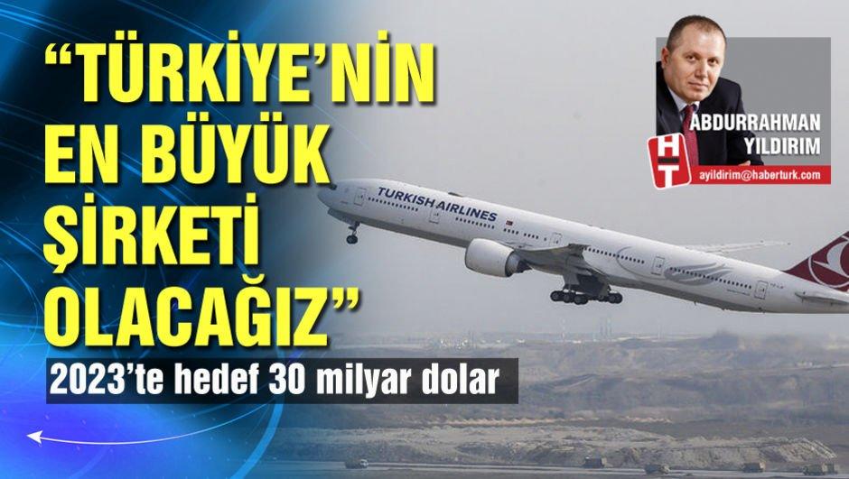 """""""Türkiye'nin en büyük şirketi olacağız"""""""