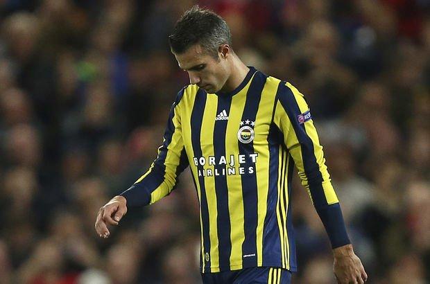 Van Persie'den Fenerbahçe itirafı