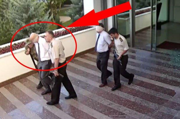 TEM Daire Başkanı Turgut Aslan'ın infaza götürüldüğü anların görüntüsü ortaya çıktı