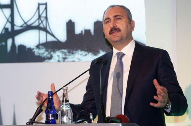 Adalet Bakanı'ndan Kaşıkçı açıklaması