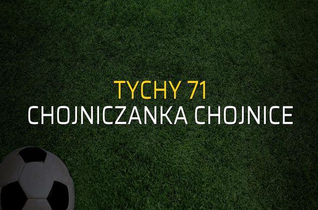 Maç sona erdi: Tychy 71: 0 - Chojniczanka Chojnice:1