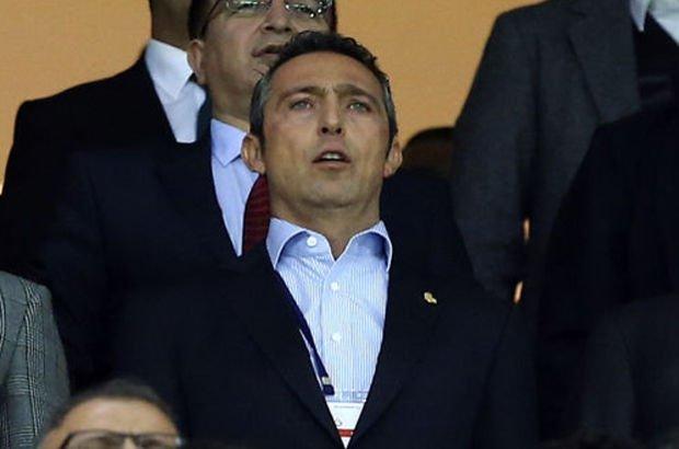 Ali Koç Galatasaray Fenerbahçe